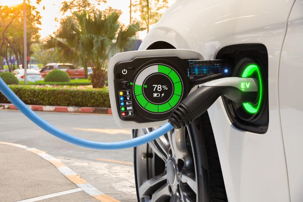 Elektrische auto onderhouden