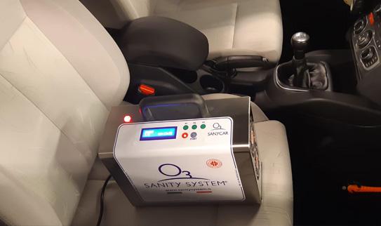 o3 sanity system